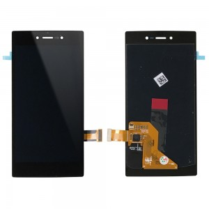 Wiko Highway Star - Full Front LCD Digitizer Black