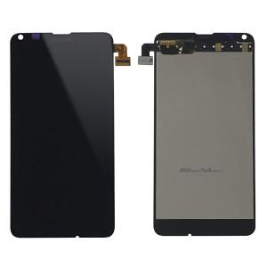 Microsoft Lumia 640 LTE - Full Front LCD Digitizer Black