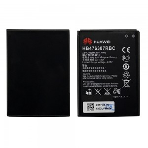 Huawei Ascend G750 - Battery HB476387RBC 3000mAh 11.4Wh