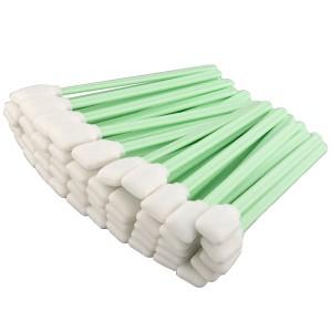 Cotton Swabs Sponge Cleaning 100x
