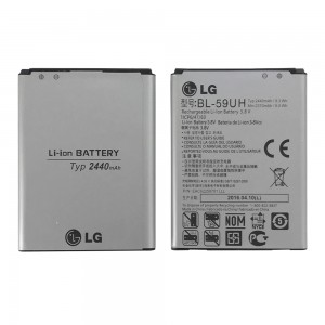 LG G2 Mini - Battery BL-59UH 2440mAh 9.3Wh