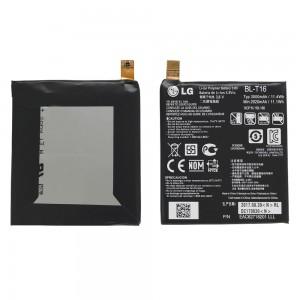 LG G Flex 2 H950 H955 - Battery BL-T16 3000mAh 11.4Wh