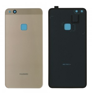 Huawei Ascend P10 Lite - Battery Cover Gold with Camera Lens