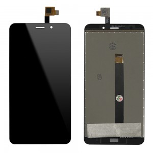 UMI MAX - Full Front LCD Digitizer Black