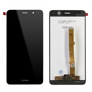 Huawei Ascend Y6 2017 / Nova Young - Full Front LCD Digitizer Black