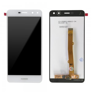 Huawei Ascend Y6 2017 / Nova Young - Full Front LCD Digitizer White