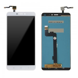 Xiaomi Mi MAX 2 - Full Front LCD Digitizer White