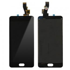 Meizu M3S - Full Front LCD Digitizer Black