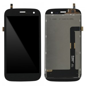 Explay X-Tremer - Full Front LCD Digitizer Black