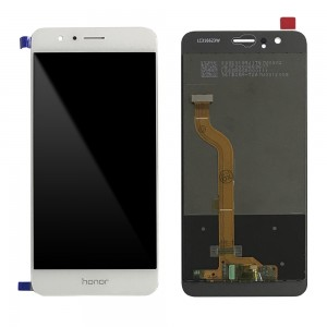 Huawei Honor 8 - Full Front LCD Digitizer White