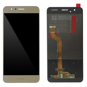 Huawei Honor 8 - Full Front LCD Digitizer Gold
