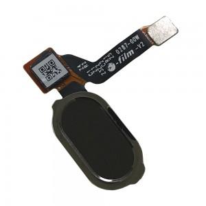 OnePlus 3 - Home Button Flex with Fingerprint Sensor Black