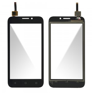Huawei Ascend Y541 / Honor Bee Y5C - Front Glass Digitizer Black