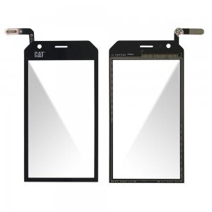 CAT S30 - Front Glass Digitizer Black