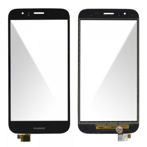 Huawei Ascend G8 - Front Glass Digitizer Black