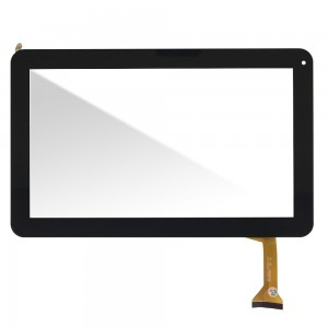 Universal 10.1 inch - Front Glass Digitizer Black Dh-1007A1-FPC033-V3.0