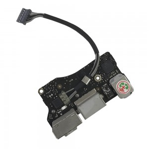 Macbook Air 13 inch A1369 2010-2011 - Flex Connector Carga + Placa USB Audio 820-2861-A