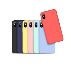 iPhone X - G-Case Original Series Liquid Silicone