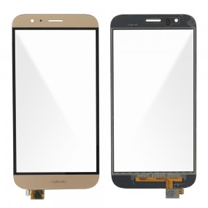 Huawei Ascend G8 - Front Glass Digitizer Gold