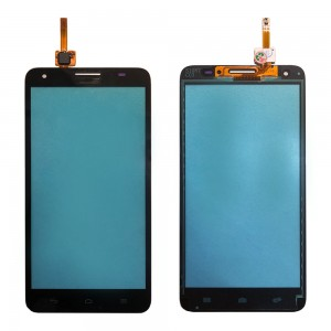 Huawei Ascend G750 - Front Glass Digitizer Black