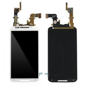 Motorola Moto X 2nd Gen XT1092 XT1093 XT1095 XT1096 XT1097 - Full Front LCD Digitizer White