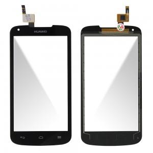 Huawei Ascend Y540 - Front Glass Digitizer Black