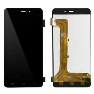 Meo Staraddict 6 - Full Front LCD Digitizer Black