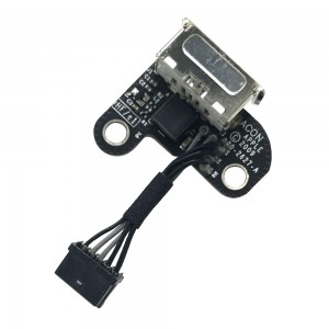 Macbook 13 inch A1342 - DC Power Jack Board 820-2627-A