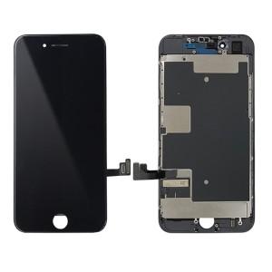 iPhone 8 - LCD Digitizer (Original Remaded) Black