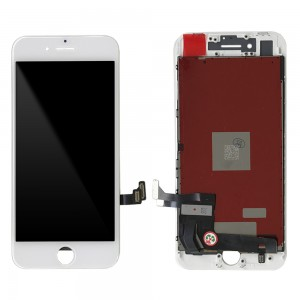 iPhone 8 - LCD Digitizer White A+++