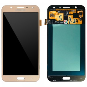 Samsung Galaxy J7 J700 - Full Front LCD Digitizer Gold