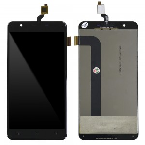 Elephone C1X 4G - Full Front LCD Digitizer Black