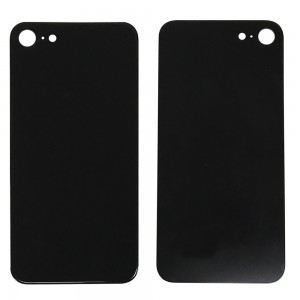 iPhone 8 - Battery Cover A+++ Black