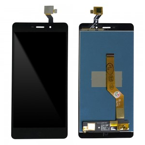 Elephone P9000 - Full Front LCD Digitizer Black