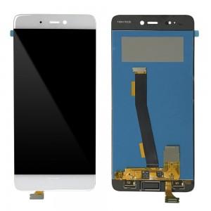 Xiaomi Mi 5S - Full Front LCD Digitizer White