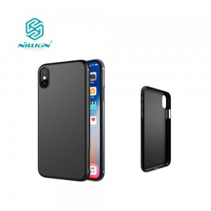 iPhone X / XS - Nillkin Synthetic Fiber Phone Case