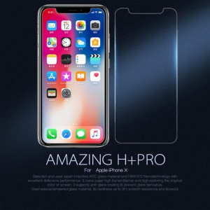 iPhone X / XS / 11 Pro - NillKin Tempered Glass Screen Protector Amazing H