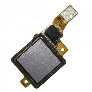 Huawei Ascend G8 - Fingerprint Sensor Flex Silver