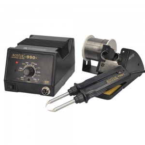 AOYUE 950 Dual Function Repair Station - Soldering Station / Rework Station Hot Tweezer