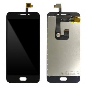 UMI Plus E - Full Front LCD Digitizer Black