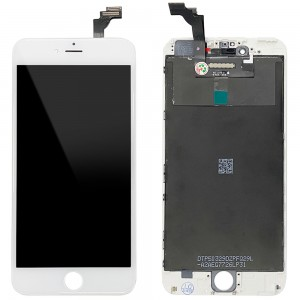 iPhone 6 Plus - LCD Digitizer White EBS