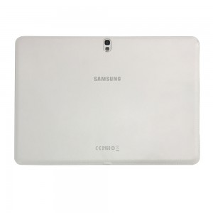 Samsung Galaxy Tab 4 Pro T520 / T521 / T525 - Battery Cover and Middle Frame White
