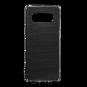 Samsung Galaxy Note 8 N950 - Drop-Resistant Clear TPU Case Transparent