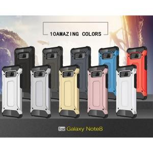 Samsung Galaxy Note 8 N950 - Armor Guard Plastic + TPU Hybrid Case