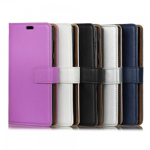 Samsung Galaxy J3 2017 J330 - Flip PU Leather Wallet Stand Mobile Phone Case With Card Slots