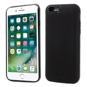 iPhone 6/6S - Power Bank 1800mAh With Dual SIM Card Adapter Black