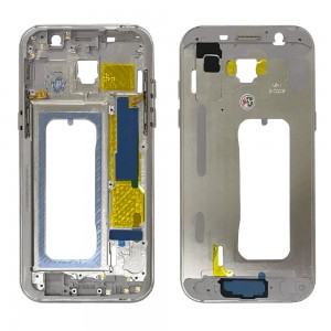 Samsung Galaxy A5 2017 A520 - Chassis Middle Frame Gold