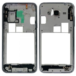 Samsung Galaxy J3 2016 J320 Duos - Chassis Middle Frame Black