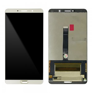Huawei Mate 10 - Full Front LCD Digitizer Gold