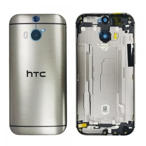 HTC ONE M8s - Back Housing Cover Grey